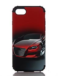 Pour Antichoc Coque Coque Arrière Coque Autre Dur Polycarbonate pour AppleiPhone 7 Plus iPhone 7 iPhone 6s Plus iPhone 6 Plus iPhone 6s