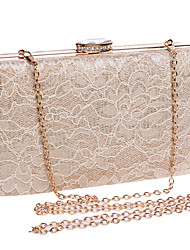 L.WEST Woman fashion lace Diamond Ladies banquet dinner bag