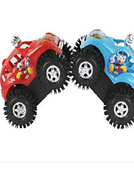 SUV Vehicle Playsets Car Toys PVC Red Blue Novelty & Gag Toys