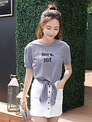 знак нерегулярных полосатой футболки 2017 года