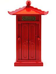 Caixa de música Brinquedos Madeira Criativo 5 a 7 Anos 8 a 13 Anos 14 Anos ou Mais