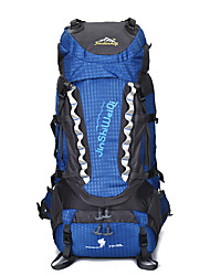 80 L Hiking & Backpacking Pack Backpack Climbing Camping & Hiking Multifunctional