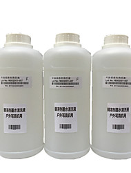 Weak Solvent Ink Uv Cleaning Liquid Nozzle Cleaning Liquid Corrosion Free Moisturizing Liquid Bottle 1000Ml