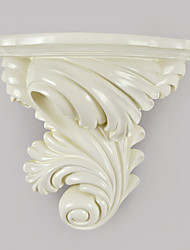 1PC 23.4*22.4CM Metope Vase Wall Decor Polyresin Modern Contemporary Retro Wall Art