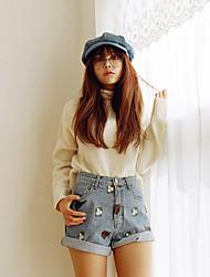 4303 # coréen stylenanda college wind même niveau de niveau chandail à col roulé chandail pull féminin
