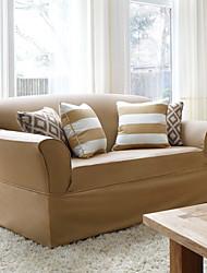 Stoffschutz Modern Sofa Abdeckung , Polyester Gewebe-Art Überzüge