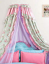 Luxury Korean Princess Cotton Dome Mosquito Bed Bed Mantle