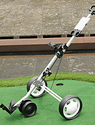 Foldable Golf Ball Cart Golf Trolley Golf Bag for Tees Durable For Golf
