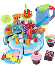 Pretend Play Toy Kitchen Sets Toy Foods Circular PVC Boys´ Girls´ 5 to 7 Years