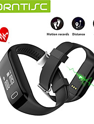 New IP69 Waterproof Heart Rate Smartband Fitness Sleep Tracker Passometer IOS Android