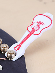 Guitar Nail Device Metal From The Cone To Pull The String Nail Guitarist Key Chain Pry From The Fixed String Cone Nail