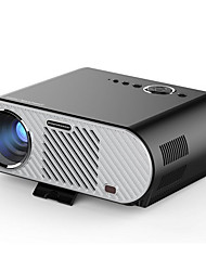 LCD WXGA (1280x800) Projector,LED 3200 Portable HD Android Wireless Projector