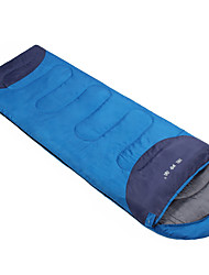 Sleeping Bag Rectangular Bag Single 10 Hollow Cotton 220X70 Camping Traveling Portable Keep Warm