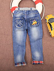 Boys' Casual/Daily School Solid Pants All Seasons
