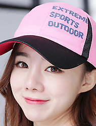 Ladies Quick - drying Offset Baseball Cap in Spring and summer Outdoor Snapback Hats Sunscreen Sun hats for Women Men Unisex