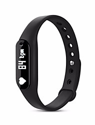 Smart Band  Actively Fitness Tracker Heart Rate Monitor SMS Call Reminder Bluetooth 4.0 Touch Screen Smartband