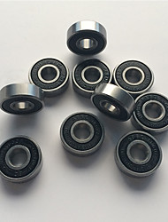 10 Pcs/set ABEC 11 Bearings for Skateboard Scooter Longboard Rolle Skate Wheels industrial standard 608 size