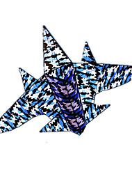 Cerfs-volants Avion Chasseur Shark Nouveauté Nylon Unisexe
