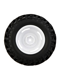 4 Pcs High Performance 1/10 Climber Off-road Car Wheel Rim and Tire 210052 for Traxxas HSP Tamiya HPI Kyosho RC Car