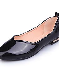 Women's Flats Spring Summer Comfort PU Casual Low Heel