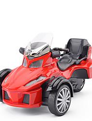 Caminhão Carrinhos de Fricção Brinquedos de carro 1:12 Metal Modelo e Blocos de Construção