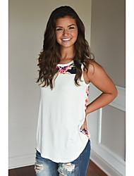 Aliexpress ebay mulheres do comércio exterior veste o t-shirt