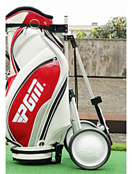 Golf Trolley Foldable Case Included Durable Iron for Golf - 1