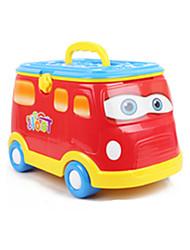 Pretend Play Car Leisure Hobby Plastic Unisex