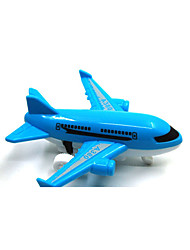 Pull Back Vehicles Aircraft Plastic