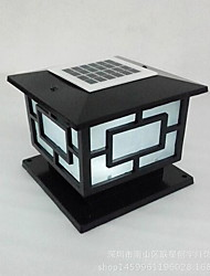 Solar Fence Stigma Lights