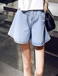талии шорт джинсовой женщина летом тонких свободные большие ярдов широких ноги корейские студенты дикие весной и тонкие модели горячие