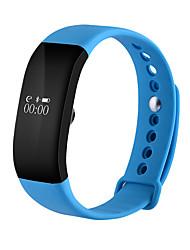smartband 0,66 '' monitor de freqüência cardíaca oled Bluetooth 4.0 IP68 impermeável pulseira inteligente pulseira para o telefone android