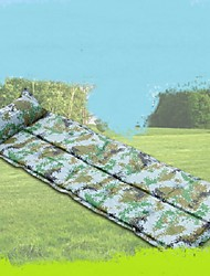 Moistureproof/Moisture Permeability Camping Pad Sleeping Pad Camouflage Hiking Camping