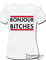 2016 AliExpress Hot letters printed T