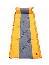 Carro cama de ar colchão único (180 * 60 * 3cm) pvc portátil inflável confortável ajustável