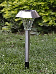 Water Cube Solar Light