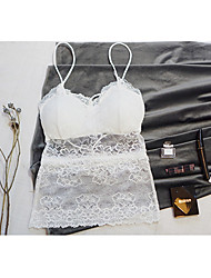 Sign sexy cross halter Slim full lace crochet straps Nett