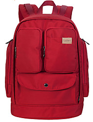 cowbone bolsa de ombro unisex / tendência da Coréia estudantes casuais mochila 14 saco diagonal mochila multi-purpose portátil