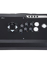 QANBA Q4RAF 2-IN-1 Q4-S3 SAE Arcade Fighting Stick D-input  /  X-input  /  Android Compatible