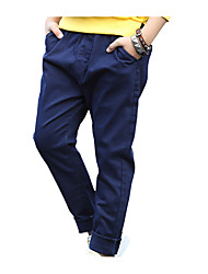 Boys' Casual/Daily Solid Pants-Cotton Spring