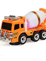 Véhicule de Construction Jouets Jouets de voiture 1:60 Plastique Orange Maquette & Jeu de Construction