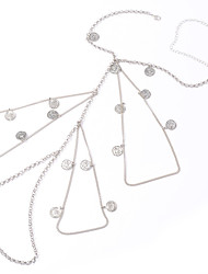 Women's Anklet/Bracelet Gem Alloy Fashion Bohemian Costume Jewelry Jewelry For Party Casual