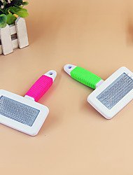 Dog Brush Comb Pet Grooming Supplies Portable