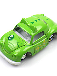 Voiture de Course Jouets 1:64 Plastique Métal Vert