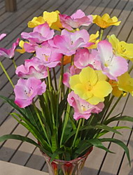 1 Филиал Пластик Другое Букеты на стол Искусственные Цветы 30*30*50