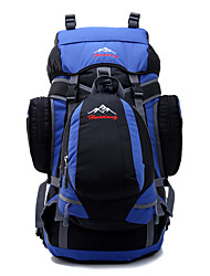 55 L Hiking & Backpacking Pack Backpack Climbing Camping & Hiking Multifunctional