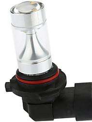 Sencart 2pcs 9006 hb4 p22d 8x3535smd led blanc / rouge / jaune kit de conversion de projecteur fiche ampoules ac / dc9-30v