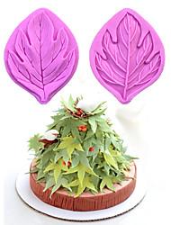 2 Pièces Moule de Cuisson Pour Gâteau For Chocolate Caoutchouc de silicone Ecologique