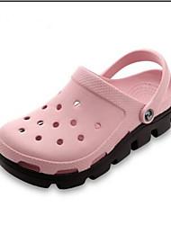 Sandales homme ressort confort trou chaussures caucasien occasionnel