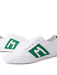 Men's Sneakers Comfort Fabric Outdoor Blue Green